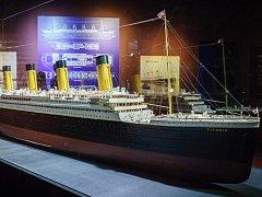 Unikátní výstavu o Titanicu otevřou koncem října v Brně. Lidé si prohlédnou třeba věci vytažené přímo z potopené lodi.