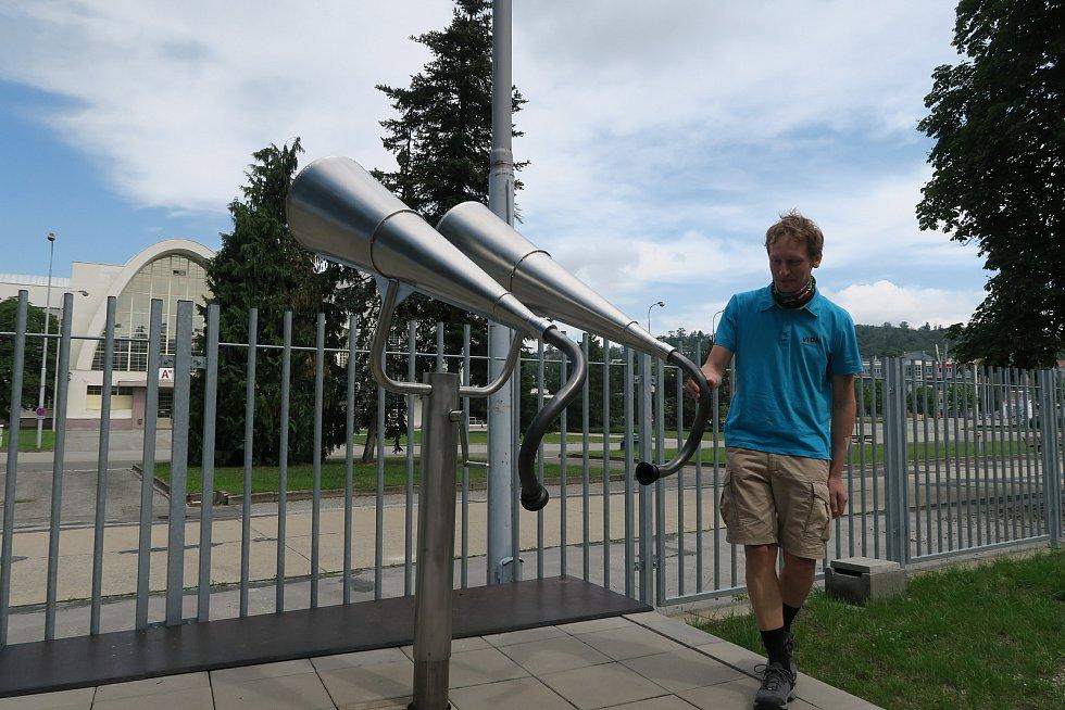 V létě čekají návštěvníky VIDA centra nové programy, venku se děti pobaví na pěti nových exponátech.