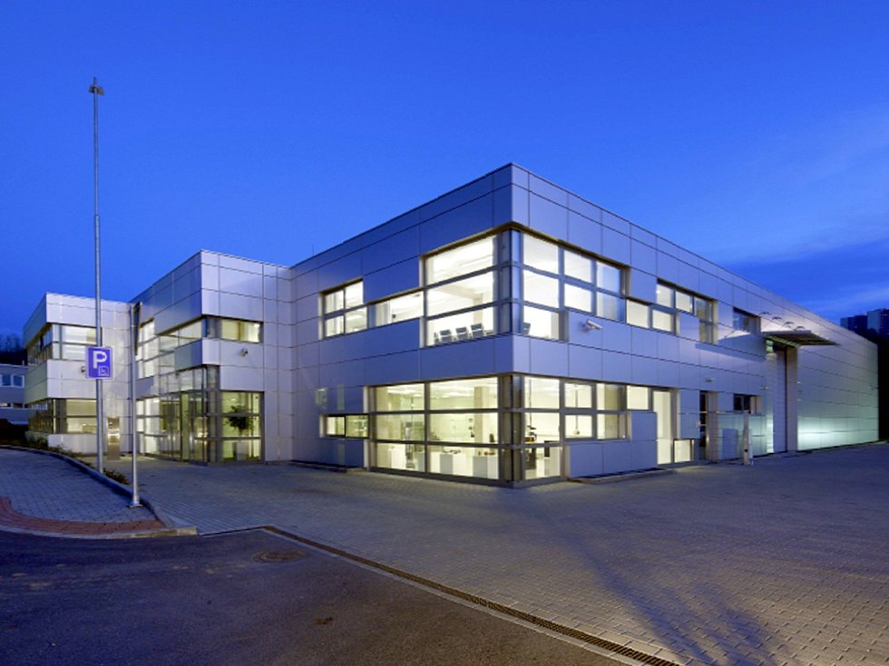 Výrobní hala SK Technik Brno stála 50 milionů korun.