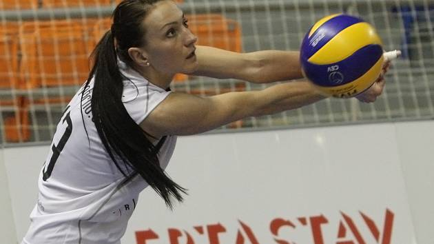 Volejbalistka Markéta Chlumská.