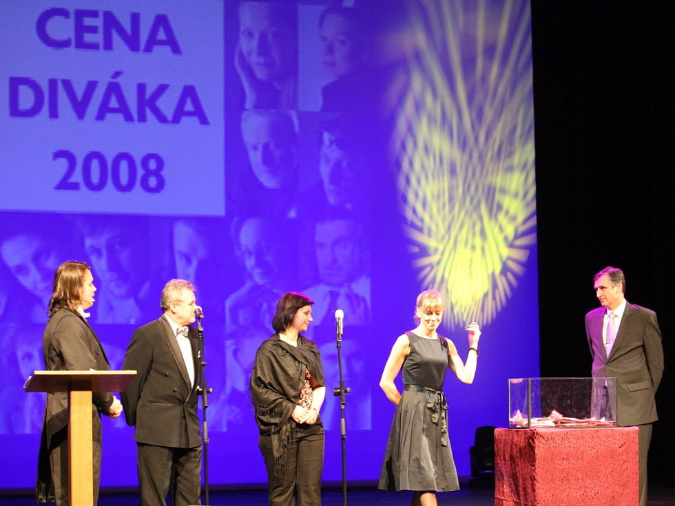 Cena diváka 2008.