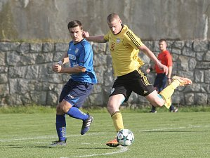 Slovan Rosice hrál proti MSK Břeclav