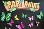 Brno 3.7.2020 - Papilonia v brněnském obchodním domě Rozkvět