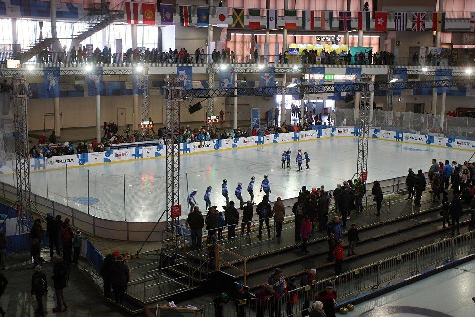 Olympijský festival v Brně.  Ilustrační foto