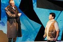 SE SEBASTIANEM. Richard Haan (vlevo) je nyní stálým hostem Státní opery Praha.