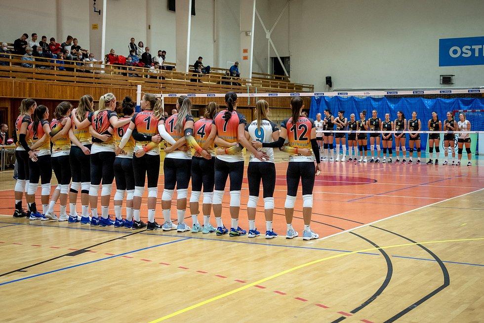 Šelmy se utkají v čtvrtfinále play-off s Ostravou.