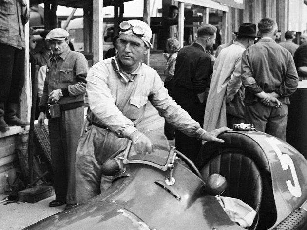 Závody formule 1 v Brně před šedesáti lety.