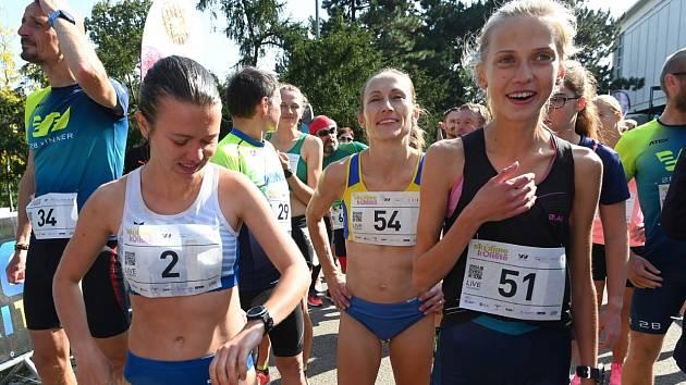 Brněnští běžci skolili Koliště
