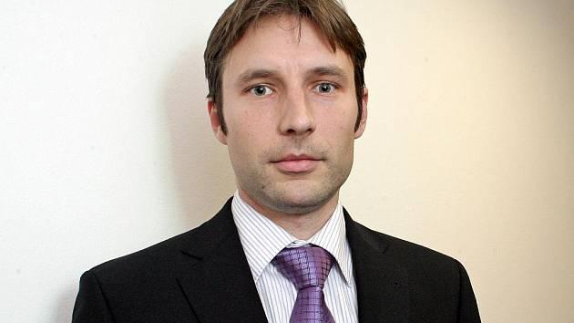 Ředitel společnosti Kordis Jiří Horský.