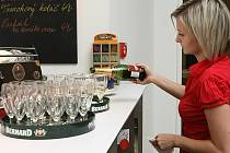 Nová restaurace nazvaná Leporelo+ se ve čtvrtek otevře návštěvníkům brněnského Domu umění na Malinovského náměstí.