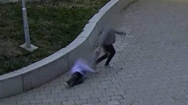 Sedmnáctiletý mladík napadl a okradl v noci na úterý důchodkyni poblíž podchodu na brněnské Staré Osadě. Osmdesátiletou ženu povalil na zem a utekl i s její nákupní taškou.