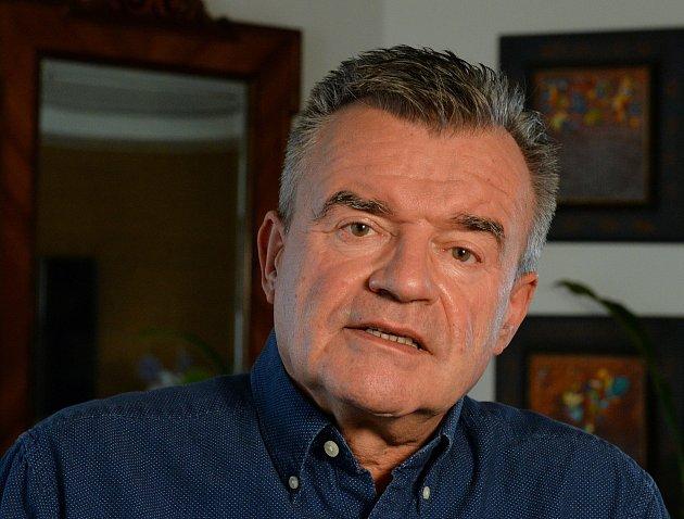 Roman Kraus, senátorský kandidát spodporou ODS a TOP 09ve volebním obvodu číslo 60Brno-město, který postoupil do druhého kola.