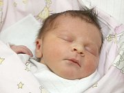 Veronika Kořenková z Brna nar. 30.12.2012 v Nemocnici Milosrdných bratří