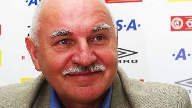 Generální ředitel 1. FC Brno Pavel Mokrý.