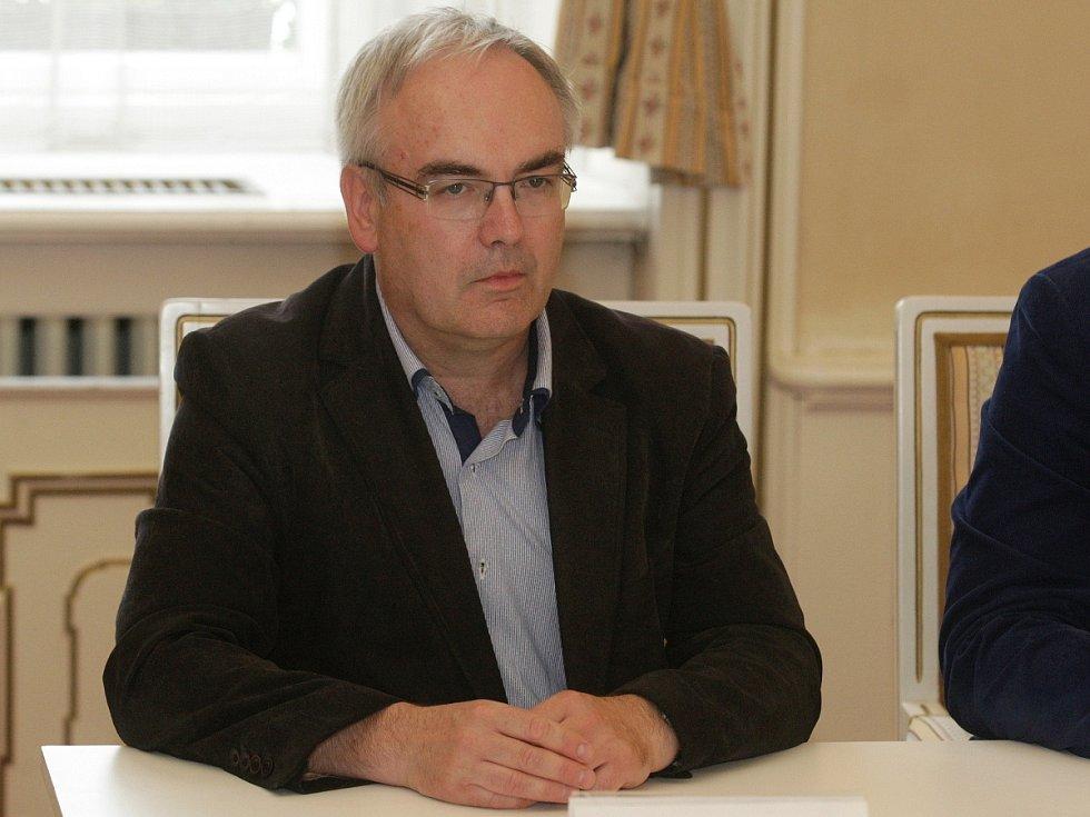 Josef Drbal z TOP 09.