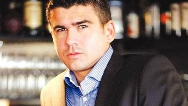 Viceprezident Evropské federace malého fotbalu Filip Juda.