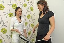 Jihomoravská účastnice projektu Fit s Deníkem Adéla Procházková z Troubska na Brněnsku zhubla už tři kilogramy, z toho dvě kila tuků.