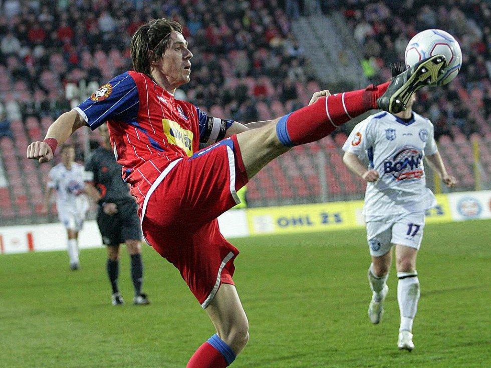 Jan Trousil 1. FC Brno.