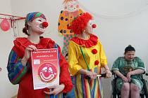 Karneval v brněnské škole Elpis.