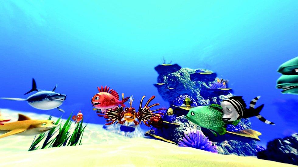 Ukázka z nového pořadu Kouzelný útes – Kaluoka'hina, který je vhodný pro mladší děti.
