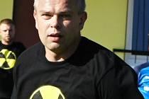 Pavel Cejpek za tým ČEZ