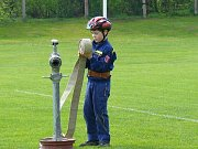 Chloubou útěchovského sboru jsou mladí hasiči.