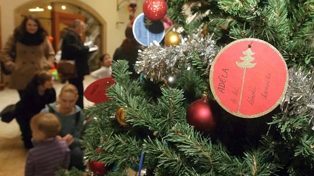 Strom splněných přání. Ilustrační foto.