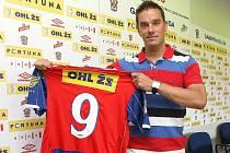 Petr Švancara podepsal roční smlouvu ve Zbrojovce Brno.
