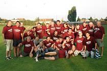 Po vítězném zápase v Bořitově přijeli na domácí hřiště oslavit vítězství v I. A třídě hráči FK SK Bosonohy. Z historického postupu do nejvyšší krajské soutěže se společně se svými fanoušky radovali již v nových mistrovských dresech.