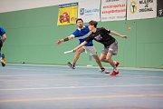Loňské halové mistrovství České republiky v ultimate frisbee.