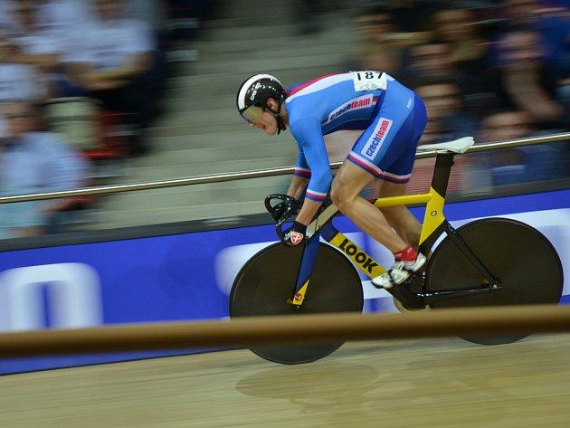 Pavel Kelemen prošel kvalifikací sprintu s jedenáctým časem.
