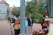 Výročí bitvy z konce třicetileté války uctili lidé na hradě Špilberku ve středu. Akce byla jedním z bodů týdenního programu oslav Dne Brna.