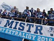 Mistr play off extraligy Kometa Brno.