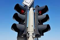 Semafory v Brně, ilustrační foto.