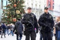 Vánoční trhy na brněnských náměstích.