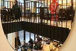 V rodném domě slavného fyzika Georga Placzeka v brněnské Minoritské ulici vznikla kavárna.