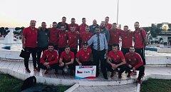 V Tunisku začíná mistrovství světa v malém fotbale.
