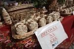 Čerstvé pečivo, bylinky a domácí uzeniny zavoněly Římským náměstním v Brně. Uskutečnil se tu první z řady Farmářských trhů, které organizuje místní radnice.