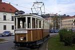 Po Brně bude jezdit historická tramvaj.