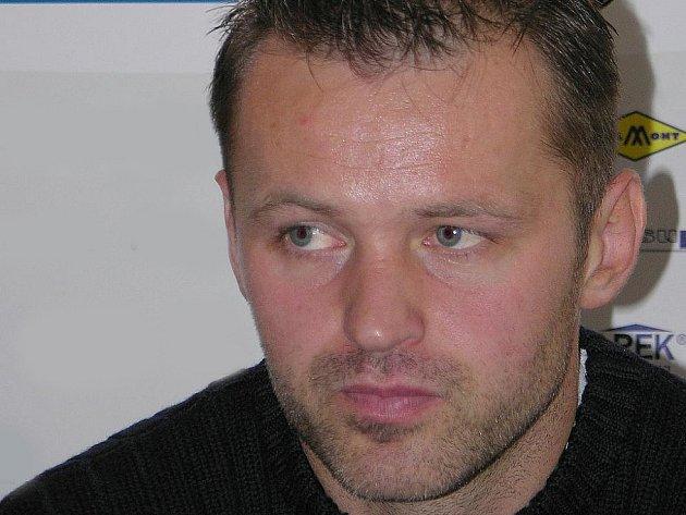 Roman Meluzín. Archivní snímek.