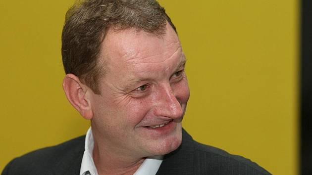 Miroslav Dvořák u brněnského soudu.