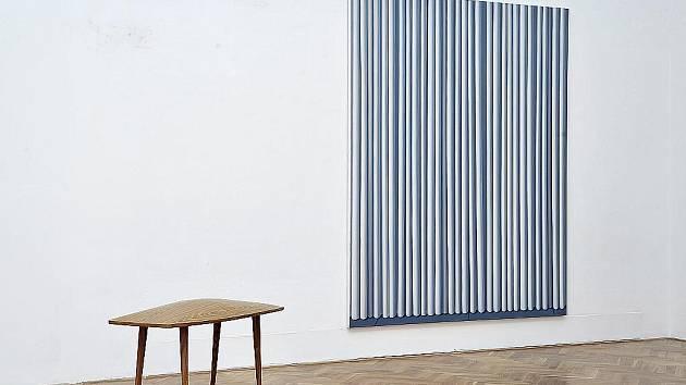 Mezinárodní projekt Raum : Selbst v Domě umění.