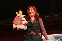 Lidé s epilepsií nejsou nebezpeční. Divadelní představení pro děti v kavárně Práh.