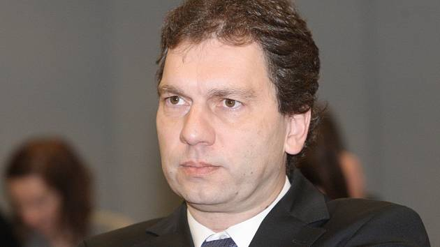 Odsouzený Petr Kratochvíl.