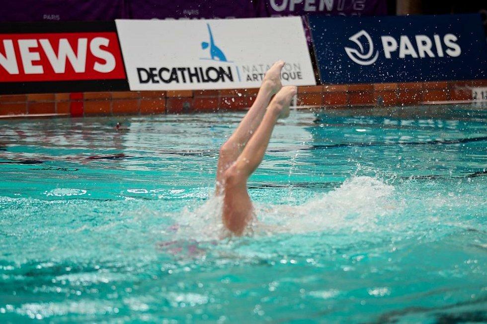 Brněnské akvabely se probojovaly na olympijskou kvalifikaci do Tokia.