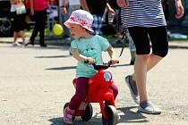 Den dětí v Pohořelicích.