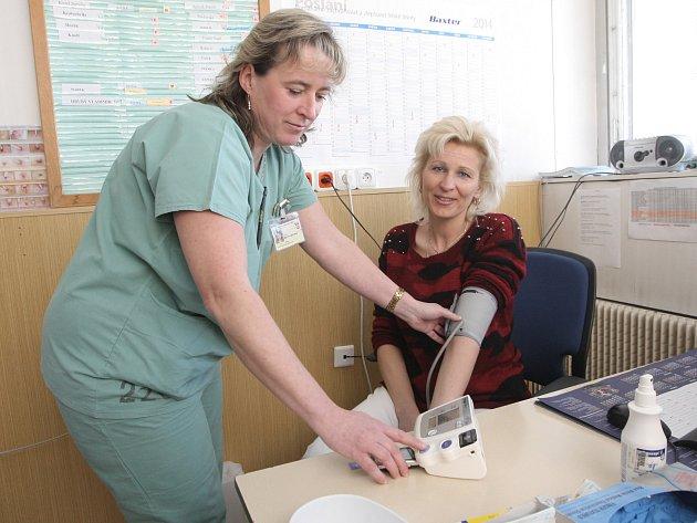 Do Fakultní nemocnice Brno přišlo ve čtvrtek 170 lidí, kteří si tam nechali zdarma zkontrolovat ledviny.
