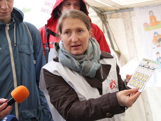 Irena Janoušková.