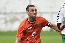 Ivančický fotbalista Tomáš Čožík dostal nejvíc hlasů v anketě o nejpopulárnějšího hráče v Brně a na Brněnsku.
