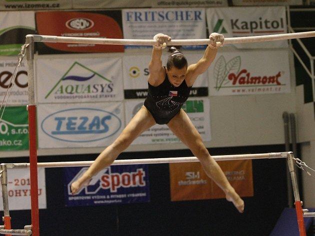 Kristýna Pálešová.